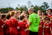 CRAIG FOSTER - SPORTS COMMENTATOR AND SOCCER LEGEND