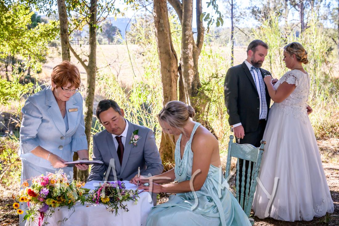hinterland wedding photographer 023