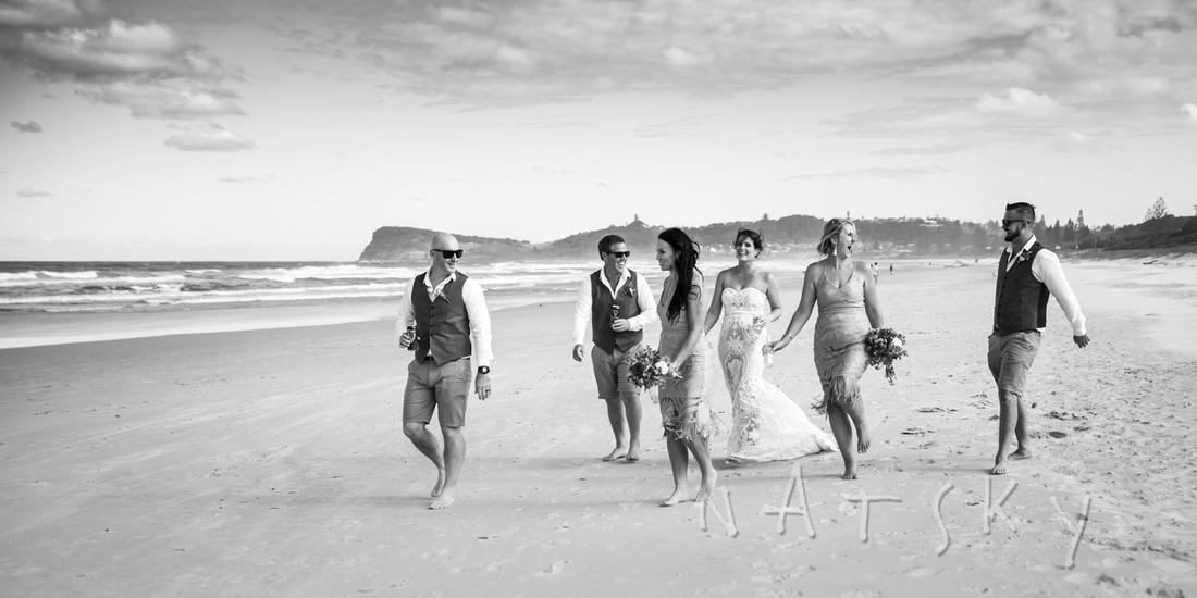 LENNOX HEAD WEDDING PHOTOGRAPHER 019