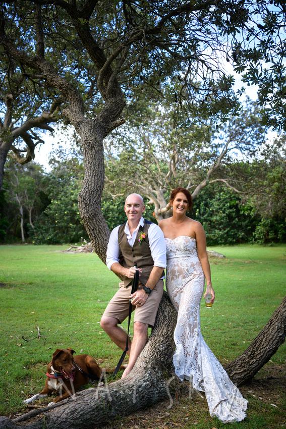 LENNOX HEAD WEDDING PHOTOGRAPHER 033