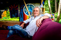 DAVE - NIMBIN BUSH THEATRE - NIMBIN FACES PROJECT