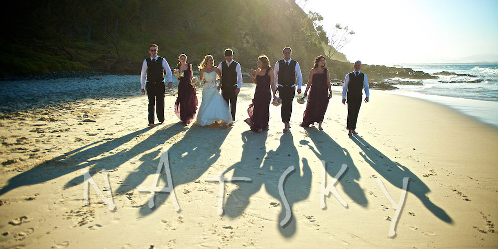 BYRON BAY WEDDING PHOTOGRAPHER